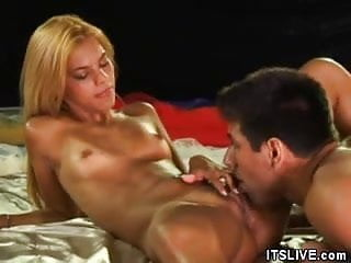 Pussy Licked And Cock Sucking Latina