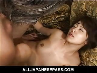 Bound and tied before she has her pussy filled with dick