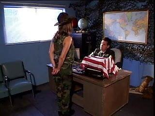 scene #1 from DEBBIE GOES TO WAR