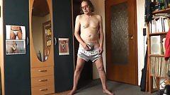 strip in silber