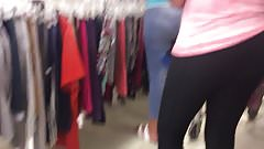 Mexican Booty in Yoga Pants