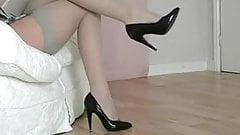 stockings legs (nice)