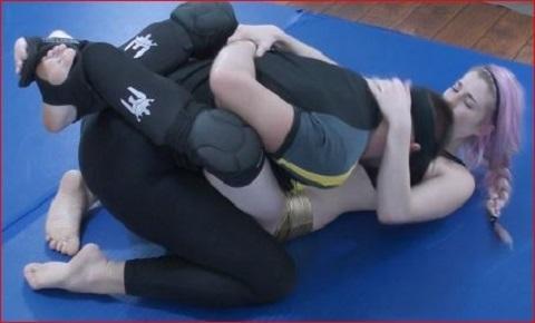 Coaching with Vayne! Actual Feminine Wrestling Coaching!