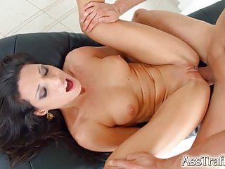 Download video bokep AssTraffic Hard anal sex for stunning hottie Alexa Tomas Mp4 terbaru