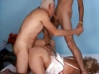 Carl Old Man Young Man And Woman Bi Mmf