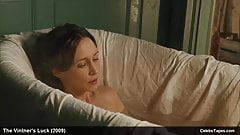 Keisha Castle-Hughes & Vera Farmiga Nude And Sex Movie Scene