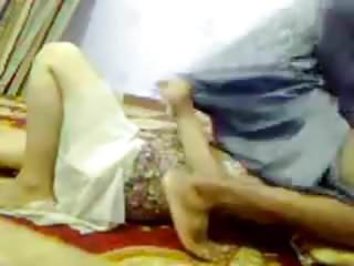 Preview 1 of Egyptian woman having sex with the concierge of the architec