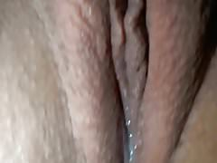 My wet pussy