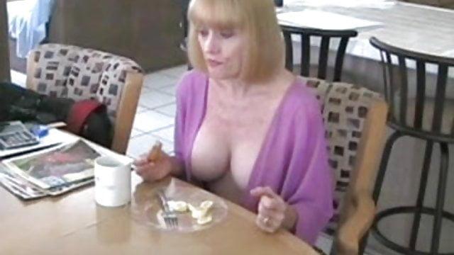 Son Fucks Mom Aunt Threesome