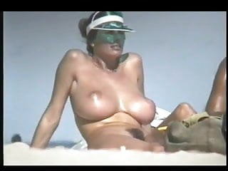 Nude karate babes - Fabulous busty babe on nude beach