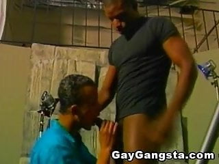 Free gay thug websites - Gay dark buff thugs fucking having fun with hot guy black bl