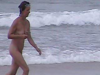 nude beach south france