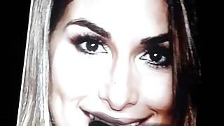 Nikki Bella cumtribute 2
