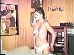 STP4 Old Home Movie Of Fat Daddy Fucking His Sexy Angel !