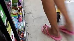 Mature in Flip Flops