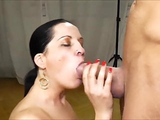 Pantyhose crotchless - Getting fucked in crotchless pantyhose