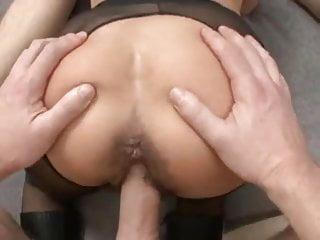 Hairy granny fucking hard