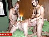 Spaniards Barebacking