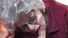 Helpful grandmother