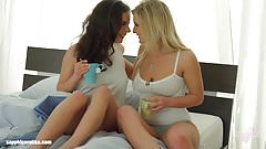 Hot Morning featuring Henessy and Jemma Valentine by Sapphic