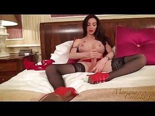 Mariana Cordoba Masturbation Red Passion