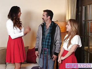1993 ford escort non-interferance - Juicy teen lilly ford scissoring with stepmom missy martinez