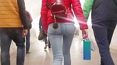 Nice small round ass