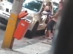 spycam young couple public fucking