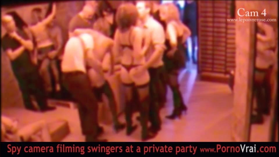 private swinger party