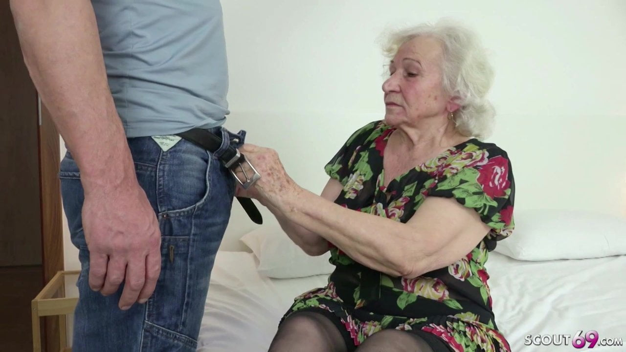 Norwegian Granny Facial Porn german orderly caught granny masturbate and help with fuck
