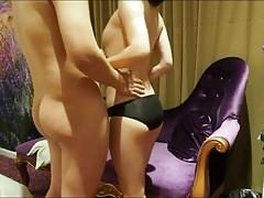 Shy Wife At Hotel