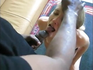cute little blonde takes two loads