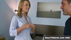 Money Talks - Hailey Holiday Jmac - Break Her In - Reality's Thumb