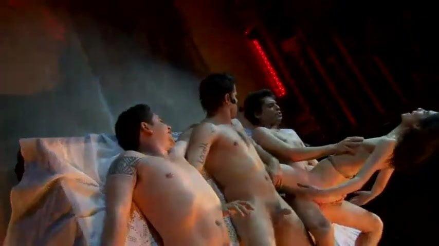 Naked hairy gay photo
