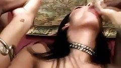 Angelina Valentine Hot Interracial Threesome's Thumb
