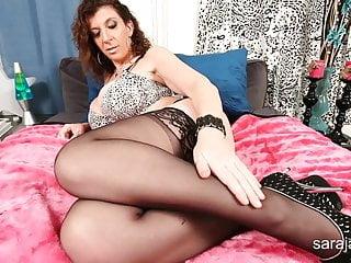 Big tit pornstar Sara Jay Pink Pussy Pleasing