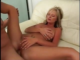 Sexy MILF getting ass pounded
