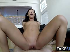 Personal assistant Cameron Canela rammed by her employer POV