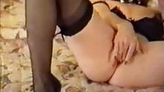 Cuck lets 3 bbc gangbang his wife