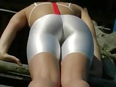 sexy ass in white spandex part 1 hd 790 pt justporn tv 's Thumb