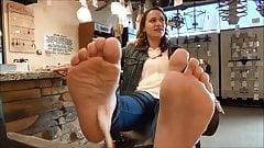 BAREFOOT & Amateur Foot model 0023