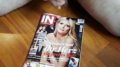 magazine cum heidi klum