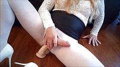 SL4UA Sexy CD Holly Wants Cock