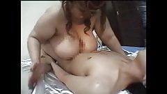 Erika Japanese BBW Tittyfuck