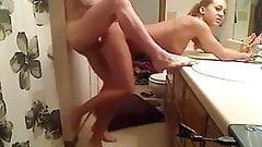 Ficken im Badezimmer