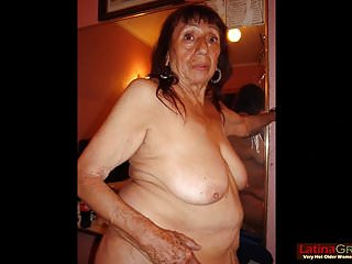LatinaGrannY Amateur Latin Granny Photos Slideshow