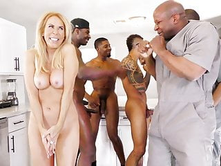 Download video bokep Erica Lauren Interracial Anal Gangbang Mp4 terbaru