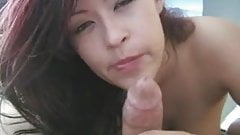 Blowjob From a Sexy MILF