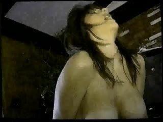 woman has aggressive orgasm