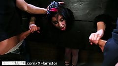 BurningAngel Joanna Angel Bondage DP Domination